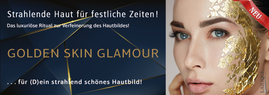 GOLDEN SKIN GLAMOUR RITUAL by LAILIQUE Cosmetics